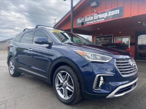 2017 Hyundai Santa Fe for sale at HUFF AUTO GROUP in Jackson MI