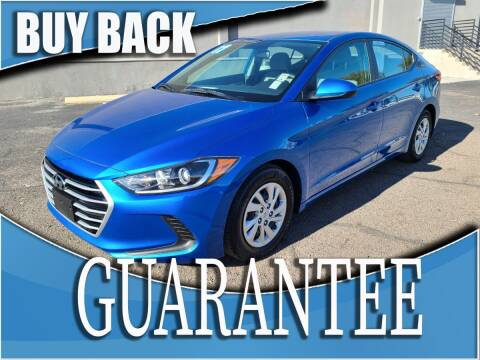 2017 Hyundai Elantra for sale at Reliable Auto Sales in Las Vegas NV