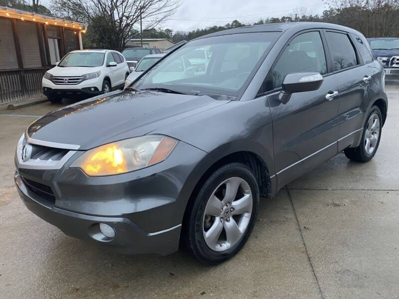 2008 Acura RDX for sale at Auto Class in Alabaster AL