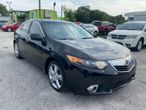 2014 Acura TSX for sale at Marvin Motors in Kissimmee FL