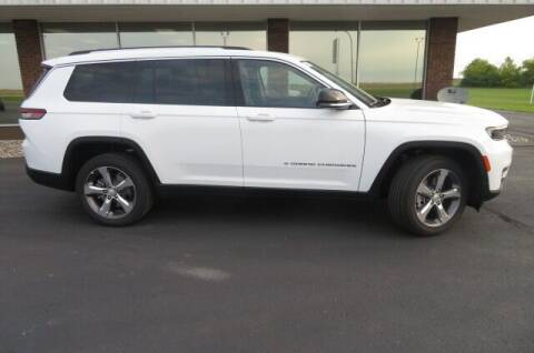2021 Jeep Grand Cherokee L for sale at DAKOTA CHRYSLER CENTER in Wahpeton ND