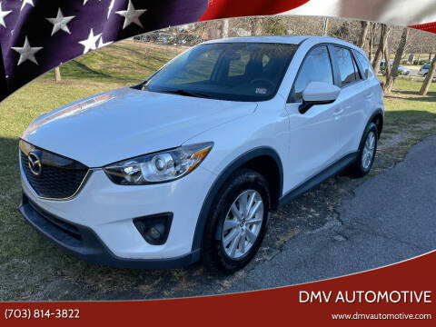 2014 Mazda CX-5 for sale at DMV Automotive in Falls Church VA
