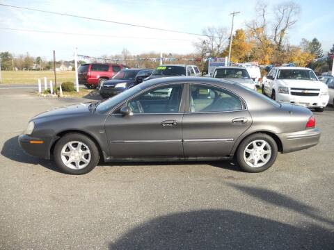 2003 Mercury Sable for sale at All Cars and Trucks in Buena NJ