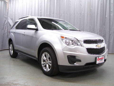 2010 Chevrolet Equinox for sale at QUADEN MOTORS INC in Nashotah WI