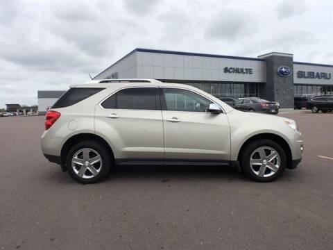 2015 Chevrolet Equinox for sale at Schulte Subaru in Sioux Falls SD