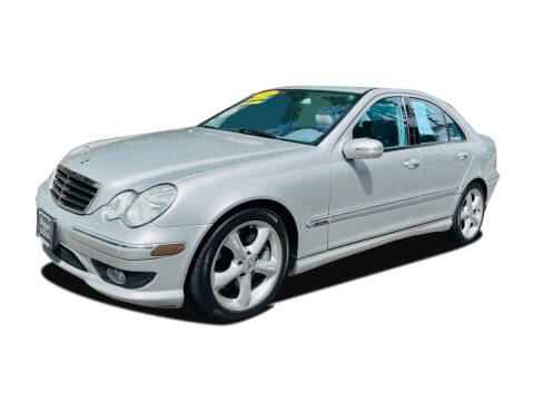 2005 Mercedes-Benz C-Class for sale at Diamond Motors in Lakewood WA