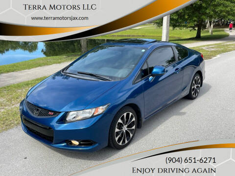 2013 Honda Civic for sale at Terra Motors LLC in Jacksonville FL