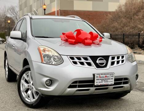 2011 Nissan Rogue for sale at Speedway Motors in Paterson NJ
