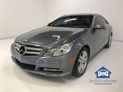 2012 Mercedes-Benz E-Class for sale at AUTO HOUSE PHOENIX in Peoria AZ