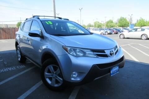 2013 Toyota RAV4 for sale at Choice Auto & Truck in Sacramento CA
