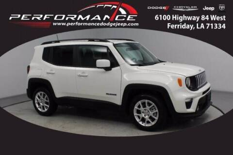 2020 Jeep Renegade for sale at Auto Group South - Performance Dodge Chrysler Jeep in Ferriday LA