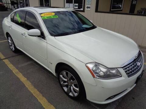 2006 Infiniti M35 for sale at BBL Auto Sales in Yakima WA