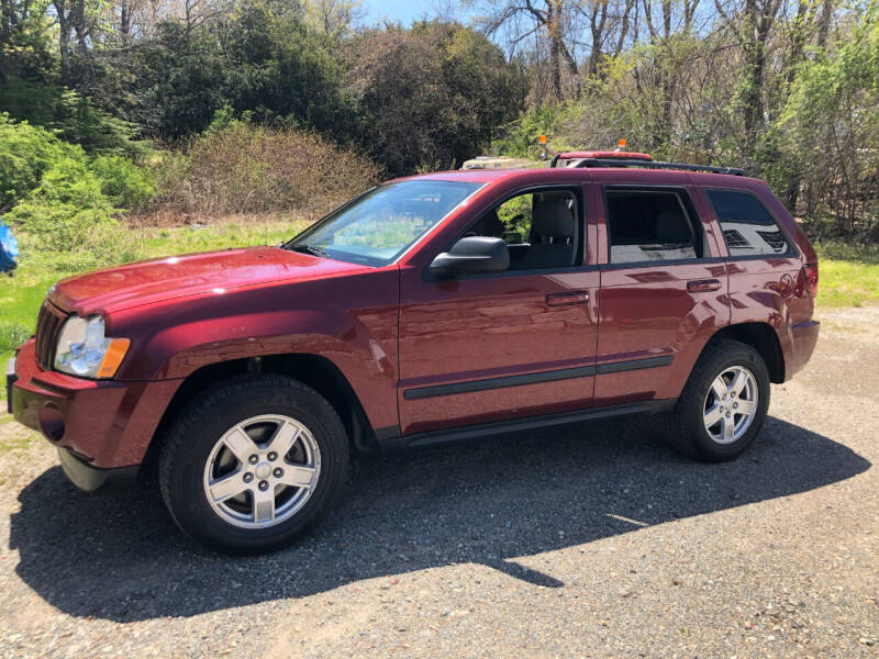 2007 Jeep Grand Cherokee for sale at Gaybrook Garage in Essex MA