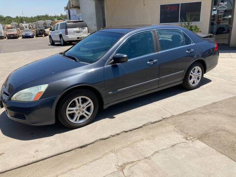 2006 Honda Accord for sale at CONTINENTAL AUTO EXCHANGE in Lemoore CA