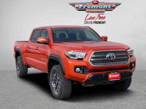2017 Toyota Tacoma for sale at Rocky Mountain Commercial Trucks in Casper WY