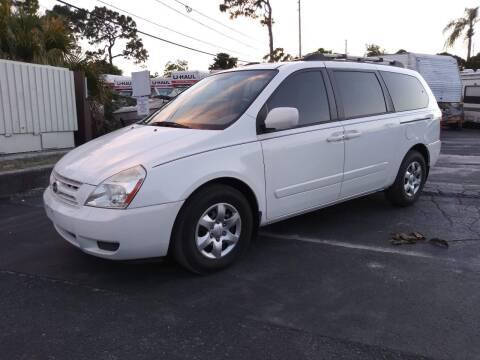 2008 Kia Sedona for sale at Low Price Auto Sales LLC in Palm Harbor FL