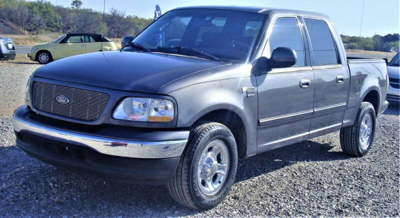 2003 Ford F-150 4dr SuperCrew XLT Rwd Styleside SB - Wichita Falls TX