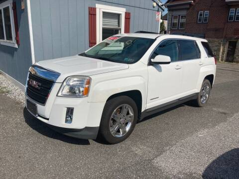 2013 GMC Terrain for sale at Sharon Hill Auto Sales LLC in Sharon Hill PA