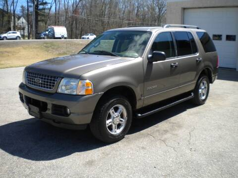 2004 Ford Explorer for sale at Route 111 Auto Sales in Hampstead NH