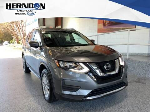 2019 Nissan Rogue for sale at Herndon Chevrolet in Lexington SC