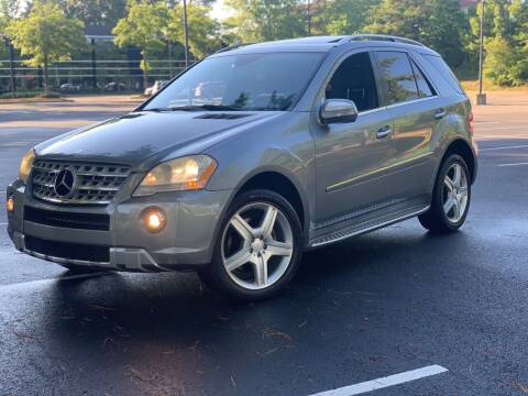2010 Mercedes-Benz M-Class for sale at XCELERATION AUTO SALES in Chester VA