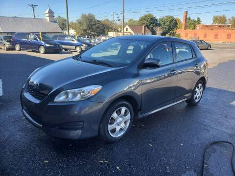 2009 Toyota Matrix for sale at Boris Auto Sales & Repairs in Harrisonburg VA