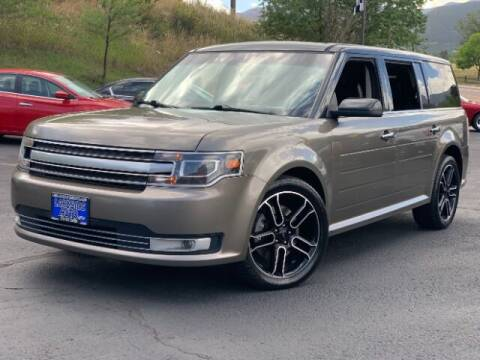 2014 Ford Flex for sale at Lakeside Auto Brokers Inc. in Colorado Springs CO