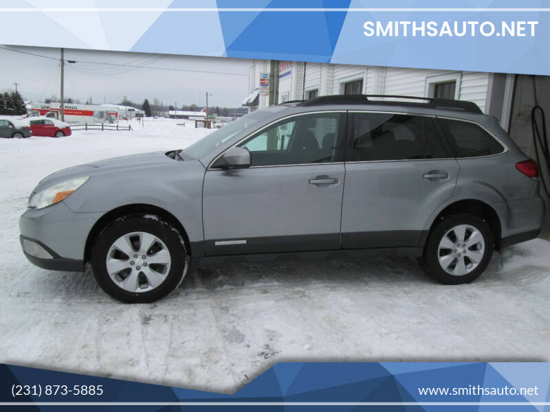 2010 Subaru Outback for sale at SmithsAuto.net in Hart MI