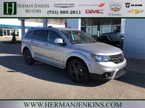 2019 Dodge Journey for sale at Herman Jenkins Used Cars in Union City TN
