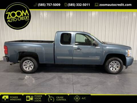 2011 Chevrolet Silverado 1500 for sale at ZoomAutoCredit.com in Elba NY
