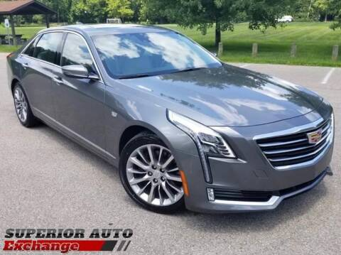 2016 Cadillac CT6 for sale at iAuto in Cincinnati OH