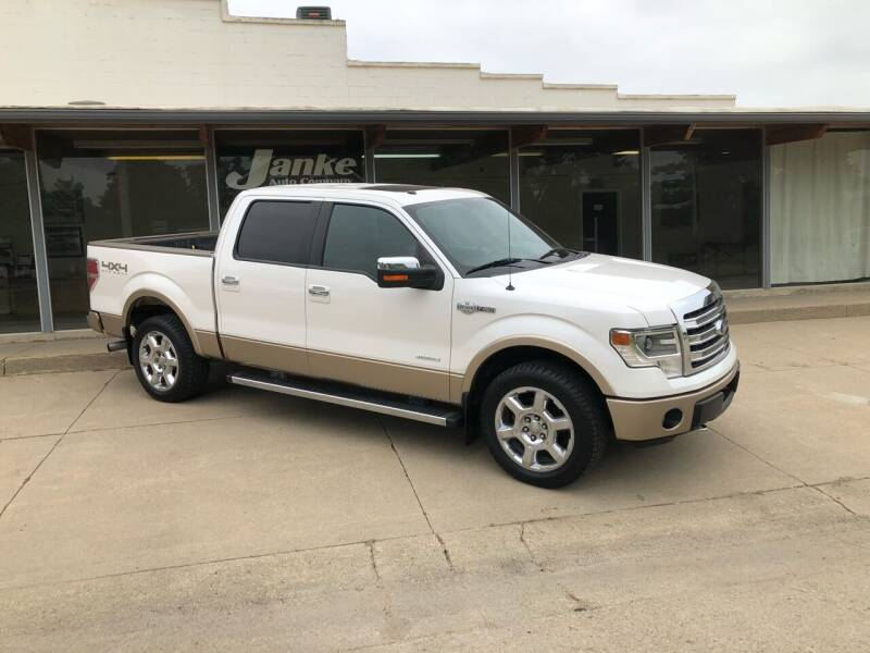 2013 Ford F-150 for sale at Janke Auto Company in Pender NE