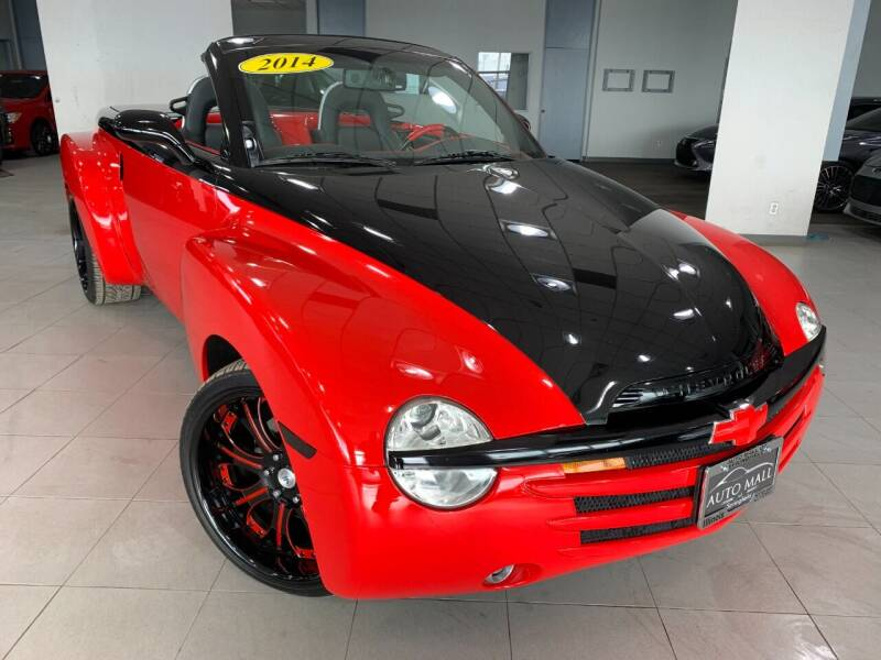 2004 Chevrolet SSR for sale at Auto Mall of Springfield north in Springfield IL