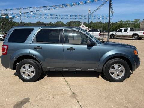 2012 Ford Escape for sale at Lumberton Auto World LLC in Lumberton TX