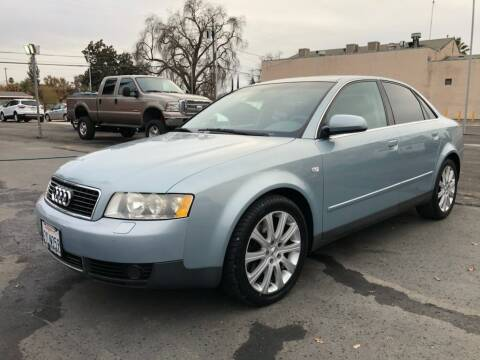 2002 Audi A4 for sale at C J Auto Sales in Riverbank CA