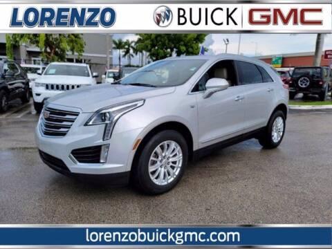2018 Cadillac XT5 for sale at Lorenzo Buick GMC in Miami FL