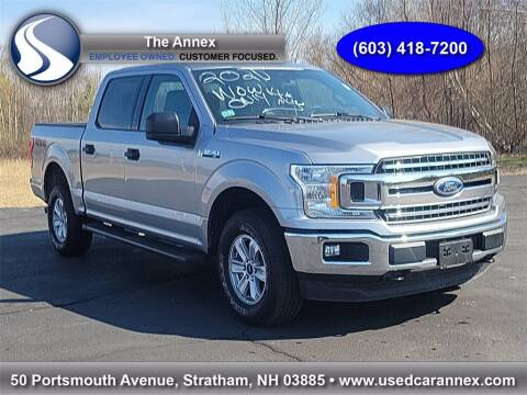 2020 Ford F-150 for sale at The Annex in Stratham NH