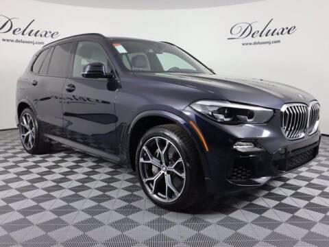 2019 BMW X5 for sale at DeluxeNJ.com in Linden NJ