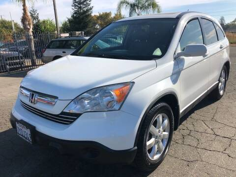 2008 Honda CR-V for sale at Moun Auto Sales in Rio Linda CA