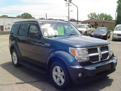 2008 Dodge Nitro for sale at G & L Auto Sales Inc in Roseville MI