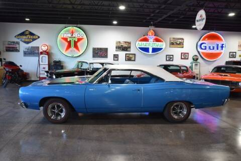 1968 Plymouth Roadrunner for sale at Choice Auto & Truck Sales in Payson AZ