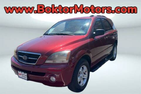 2006 Kia Sorento for sale at Boktor Motors in North Hollywood CA