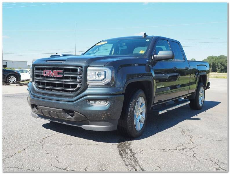 2019 GMC Sierra 1500 Limited for sale at STRICKLAND AUTO GROUP INC in Ahoskie NC