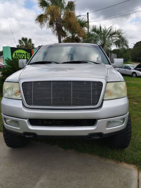 2004 Ford F-150 for sale at Auto 1 Madison in Madison GA