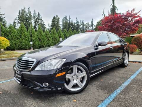 2008 Mercedes-Benz S-Class for sale at Silver Star Auto in Lynnwood WA
