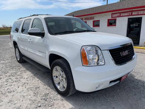 2007 GMC Yukon XL for sale at Sarpy County Motors in Springfield NE