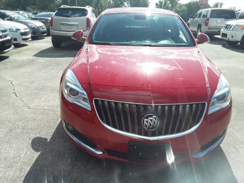 2016 Buick Regal for sale at FAMILY AUTO BROKERS in Longwood FL