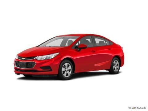 2018 Chevrolet Cruze for sale at Bellavia Motors Chevrolet Buick in East Rutherford NJ