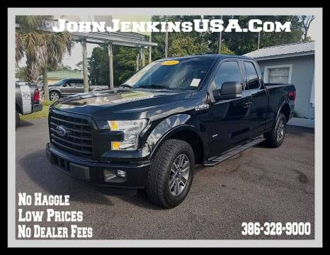 2016 Ford F-150 for sale at JOHN JENKINS INC in Palatka FL