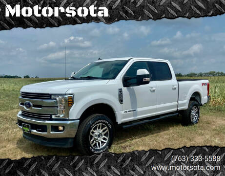 2019 Ford F-250 Super Duty for sale at Motorsota in Becker MN